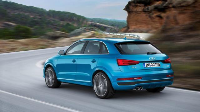 Noleggio a Lungo Termine Audi Q3
