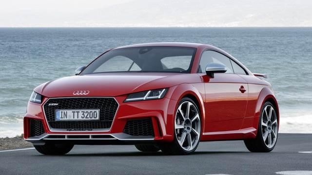 Noleggio a Lungo Termine Audi TT