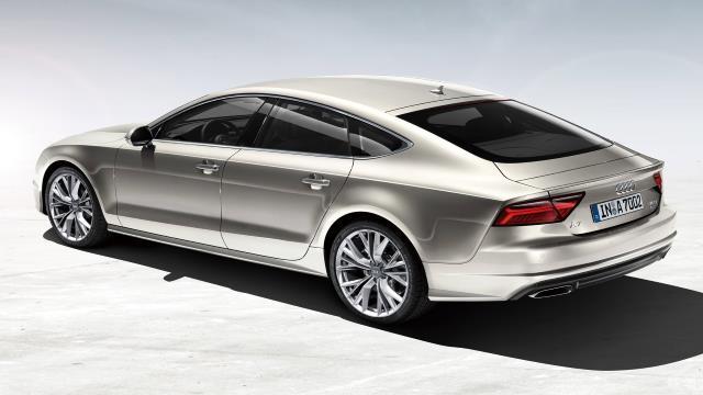 Noleggio a Lungo Termine Audi A7 Sportback