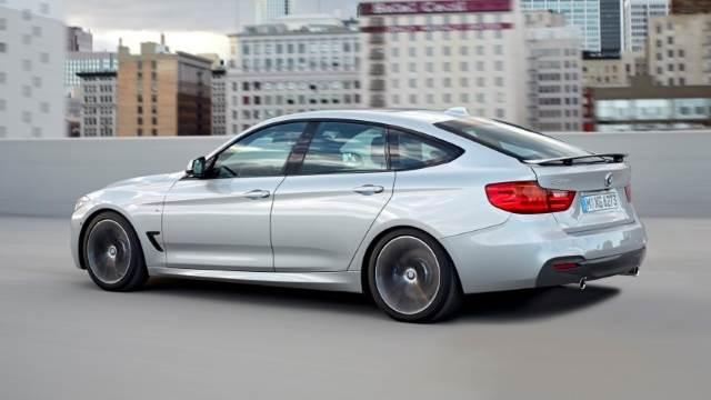 Noleggio a Lungo Termine BMW Serie 3 GT