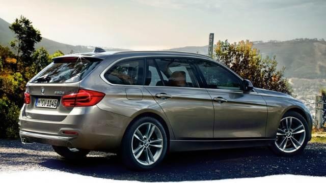 Noleggio a Lungo Termine BMW Serie 3