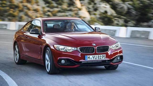 Noleggio a Lungo Termine BMW Serie 4
