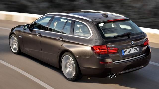 Noleggio a Lungo Termine BMW Serie 5