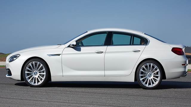Noleggio a Lungo Termine BMW Serie 6