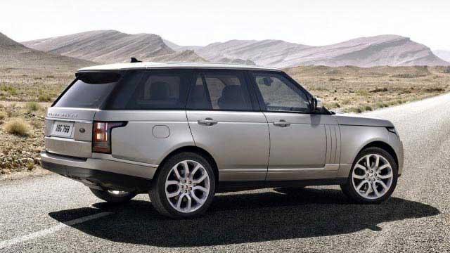Noleggio a Lungo Termine Land Rover Range Rover Sport