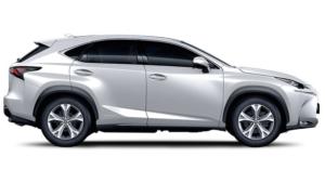 Noleggio a Lungo Termine Lexus NX