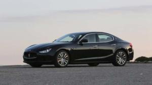 Noleggio a Lungo Termine Maserati Ghibli