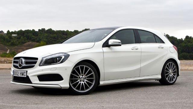Noleggio a Lungo Termine Mercedes Classe A