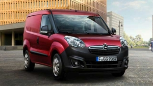 Noleggio Lungo Termine Furgone Opel Combo