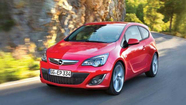 Noleggio a Lungo Termine Opel Corsa