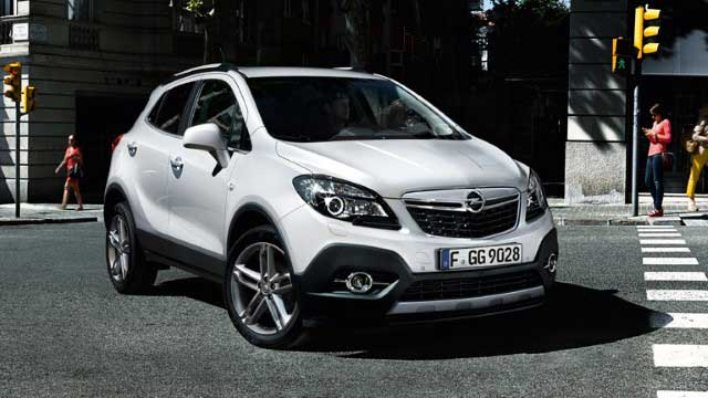 Noleggio Lungo Termine Opel Mokka