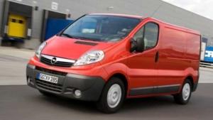 Noleggio a lungo termine Opel Vivaro