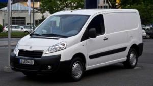 Noleggio Lungo Termine Furgone Peugeot Expert