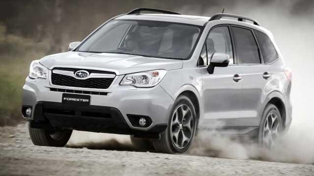 Noleggio a Lungo Termine Subaru Forester