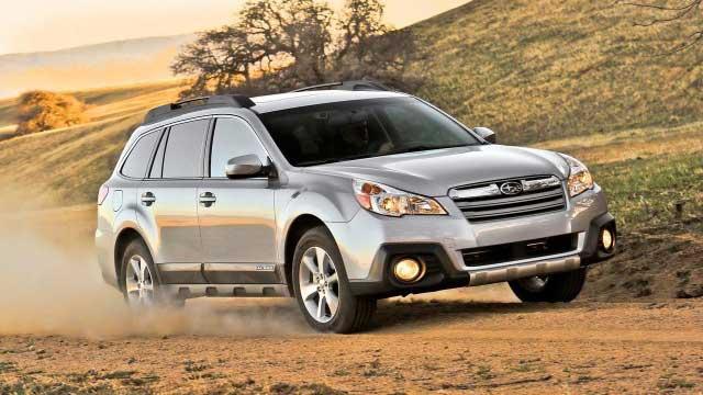 Noleggio a Lungo Termine Subaru Outback