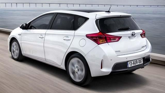 Noleggio a Lungo Termine Toyota Auris