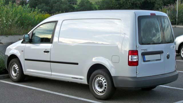 Noleggio Lungo Termine Furgone Volkswagen Caddy