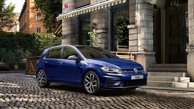 Nuova Volkswagen Golf
