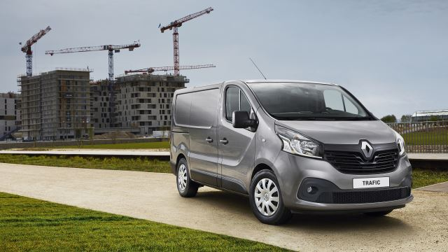 Nuovo Renault Trafic Furgone