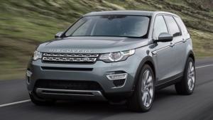 Noleggio a Lungo Termine Range Rover Discovery Sport