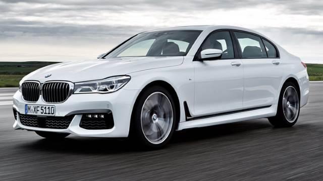 Noleggio a Lungo Termine BMW Serie 7