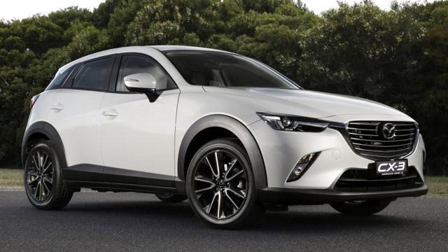 Noleggio Lungo Termine Mazda CX-3