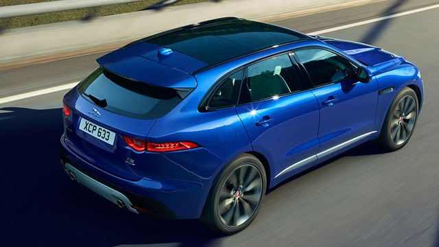 Noleggio a lungo termine Jaguar F Pace