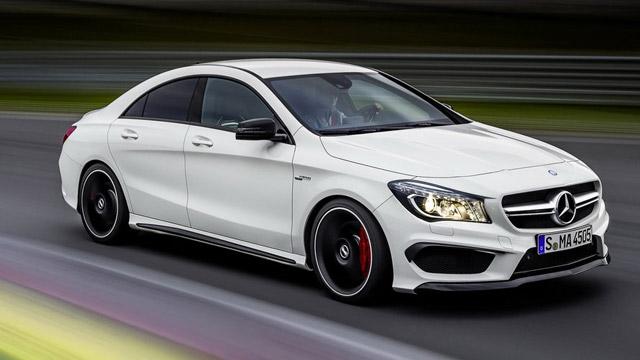 Noleggio a lungo termine Mercedes CLA
