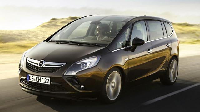 Noleggio a Lungo Termine Opel Zafira