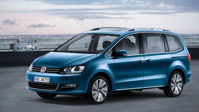 Noleggio a Lungo Termine Volkswagen Sharan
