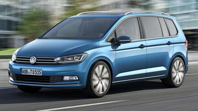 Noleggio a Lungo Termine Volkswagen Touran