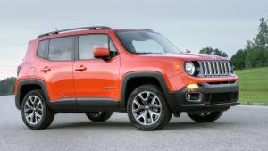 Noleggio a lungo termine Jeep Renegade