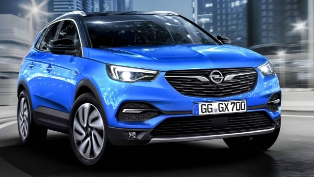 Noleggio a Lungo Termine Opel Grandland X