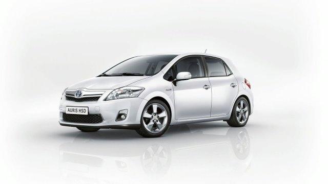 Noleggio a lungo termine Toyota Auris Ibrida