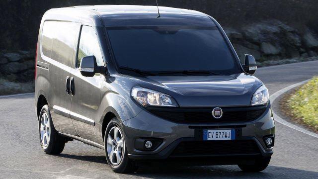 Noleggio a lungo termine Fiat Doblo Metano