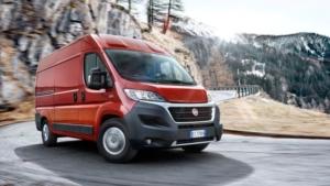Noleggio a lungo termine Fiat Ducato metano