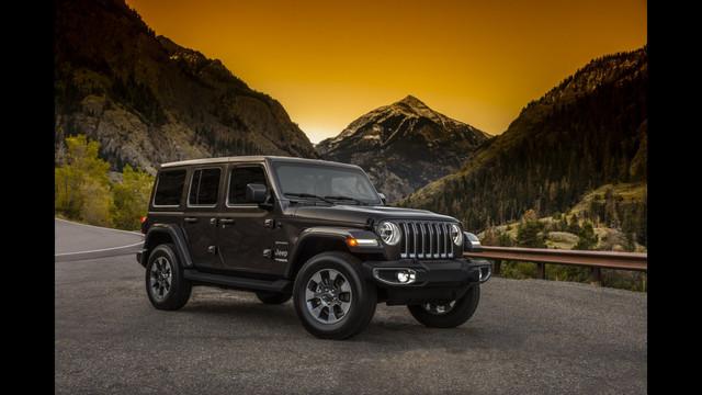 Noleggio a Lungo Termine jeep wrangler