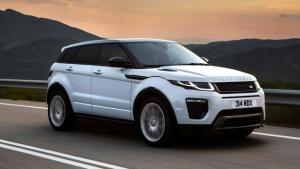 Noleggio a Lungo Termine Land Rover Range Rover Evoque