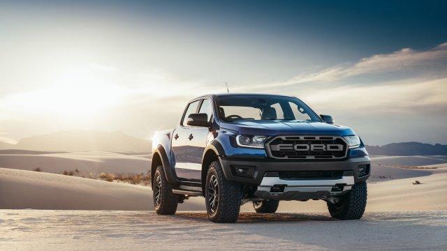 Noleggio a lungo termine Ford Ranger