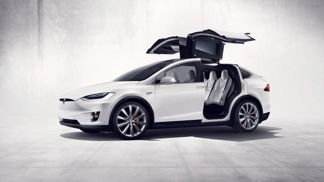 Noleggio a lungo termine Tesla Model X
