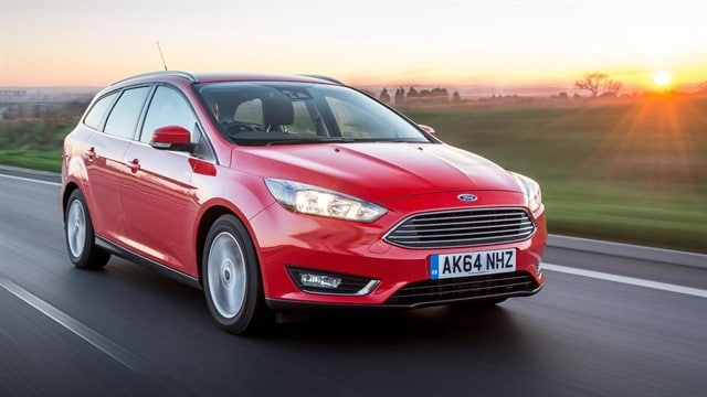 Noleggio a lungo termine Ford Focus SW N1