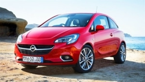 Noleggio a lungo termine Opel Corsa N1