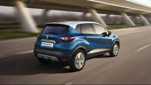Noleggio a lungo termine Renault Captur N1