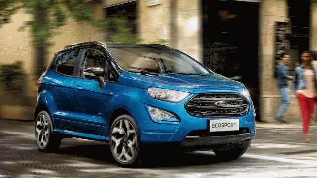Noleggio a lungo termine Ford Ecosport
