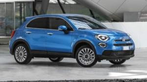 Noleggio a lungo termine Fiat 500X