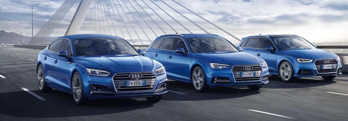 Noleggio a lungo termine Audi