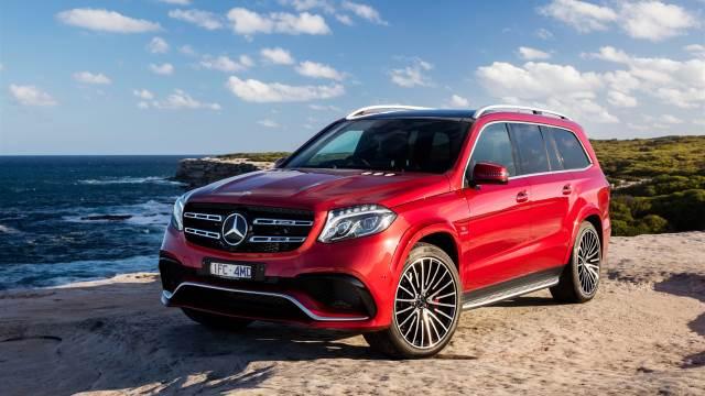 Noleggio a lungo termine Mercedes GLS