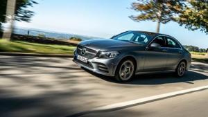 noleggio a lungo termine Mercedes Classe C Ibrida