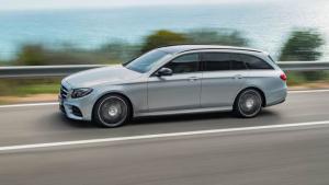 noleggio a lungo termine Mercedes Classe E wagon ibrida
