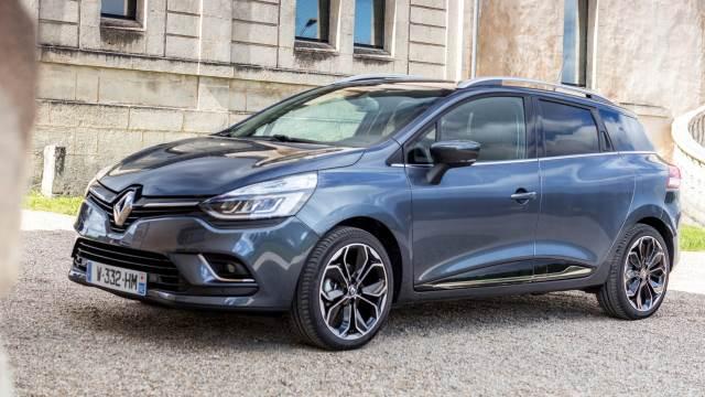 noleggio a lungo termine Renault Clio wagon